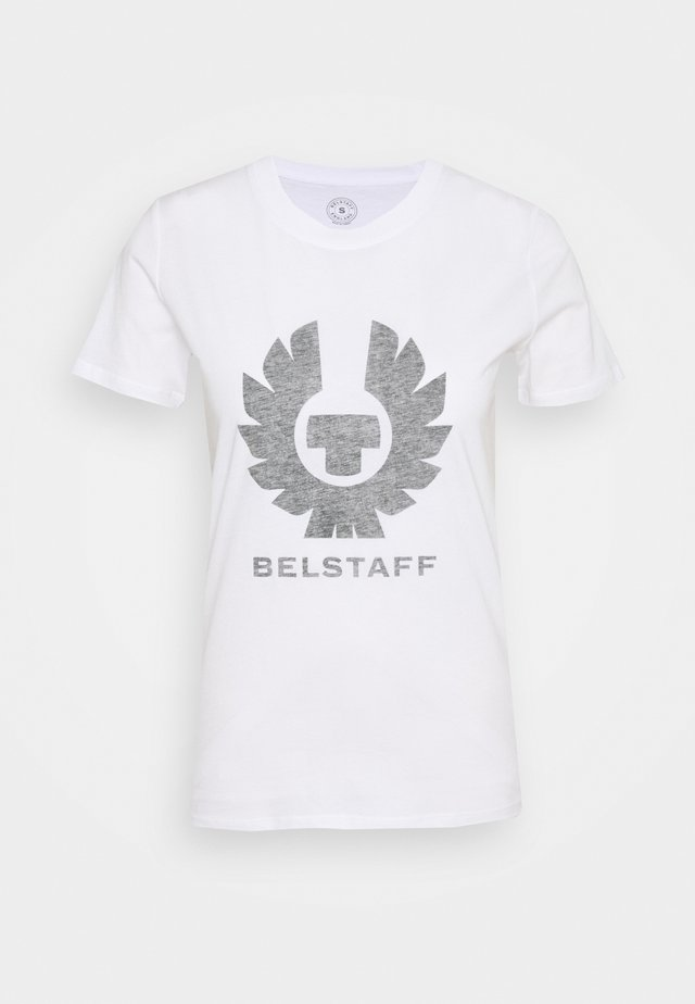 MARIOLA PHOENIX  - T-shirts print - white