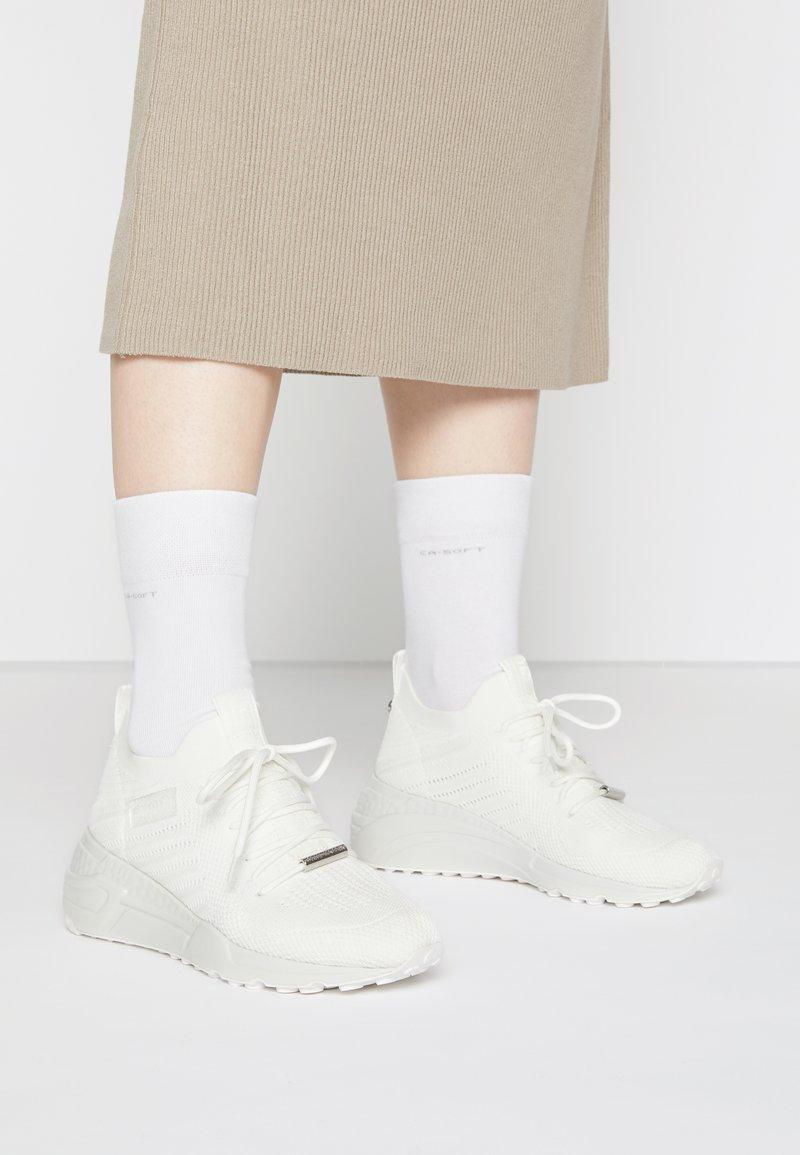 Steve Madden - CELLO - Sneakers laag - white