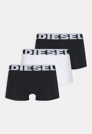 UMBX-SHAWNTHREEPACK 3 PACK - Pants - black/white