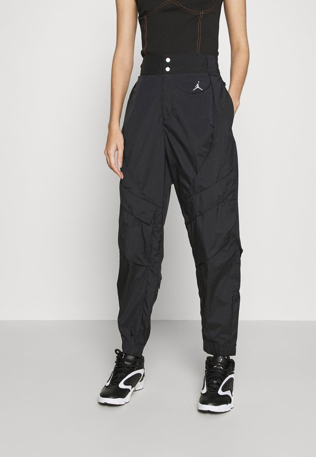 W J UTILITY PANT - Pantaloni - black
