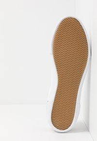 Lacoste - LEROND - Sneakers - white/orange - 4