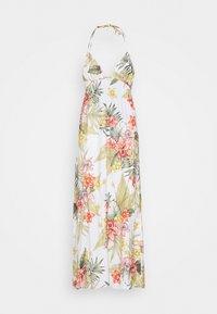 Banana Moon - MAXI DRESS LAHAINA - Beach accessory - white - 4