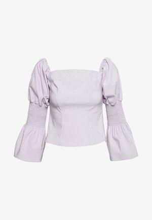 Pusero - lilac