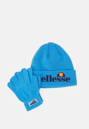 VELLY BEANIE BUBB GLOVE PACK SET - Fingervantar - blue