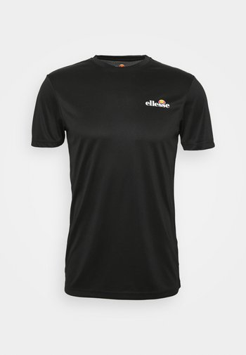 MALBE TEE - T-shirt - bas - black