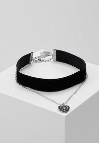 Alpenflüstern - Necklace - schwarz - 0