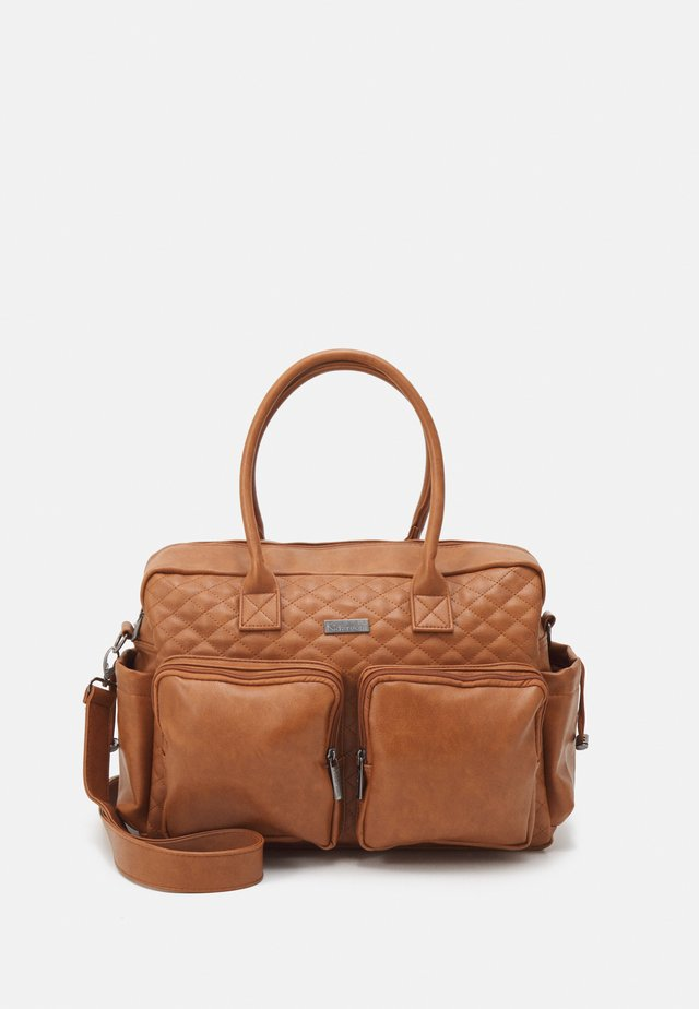 VISION OF LOVE DIAPERBAG - Borsa fasciatoio - brown