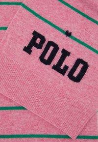 Polo Ralph Lauren - APPAREL ACCESSORIES SCARF UNISEX - Scarf - preppy pink heather - 2