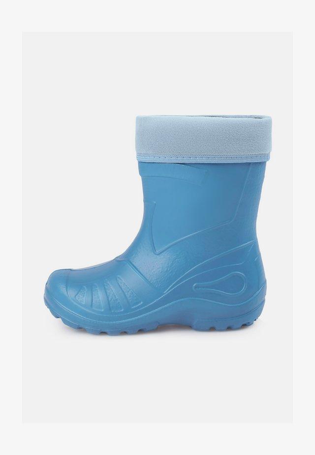 Wellies - light blue