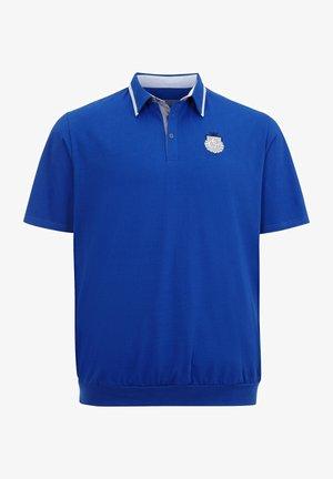 EARL CATLEU - Poloshirt - blau