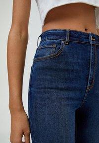 PULL&BEAR - Jeans Skinny Fit - mottled blue - 5