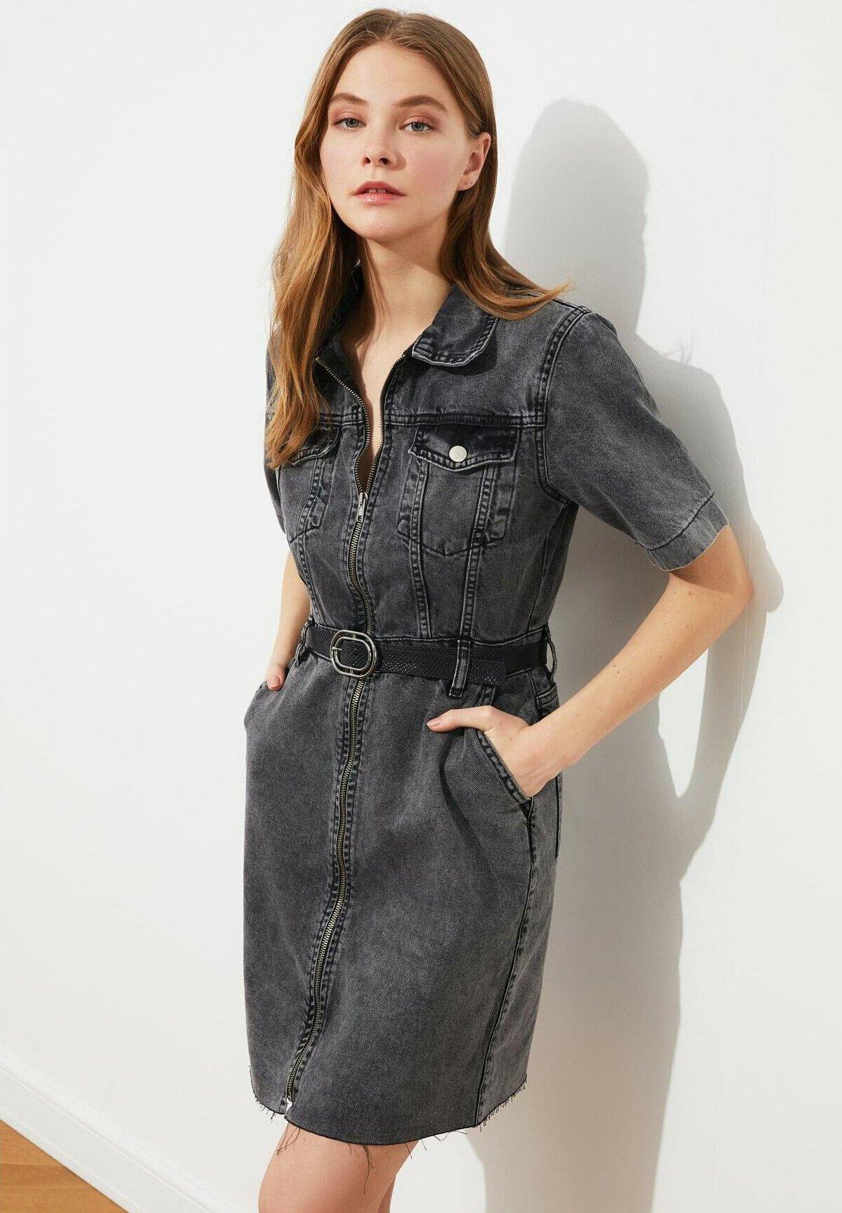 Donna Vestito di jeans