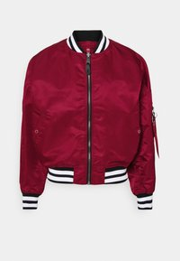Alpha Industries - TIPPED - Bomber Jacket - major red - 5