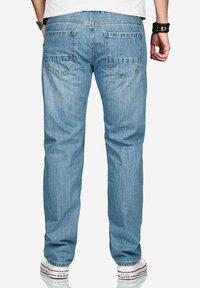 Alessandro Salvarini - Straight leg jeans - hellblau - 1