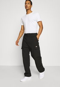 Dickies - EAGLE BEND - Cargo trousers - black - 3