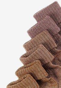 Name it - 6PACK  - Socks - marron - 3