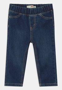 Levi's® - RAGLANSET - Straight leg jeans - blue/white - 2