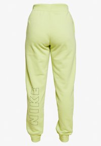 Nike Sportswear - AIR PANT - Tracksuit bottoms - limelight/ice silver - 1