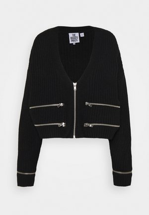 CENSOR - Cardigan - black