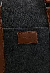 Pier One - Briefcase - black/brown - 6
