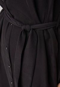 s.Oliver - Shirt dress - black - 6