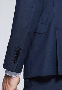 Strellson - ALLEN - Blazer jacket - navy mottled - 5