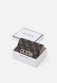 Guess - UPTOWN CHIC SMALL TRIFOLD - Wallet - brown - 4