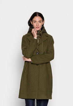 Classic coat - khaki/oliv