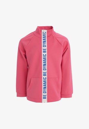 Sweatjacke - pink