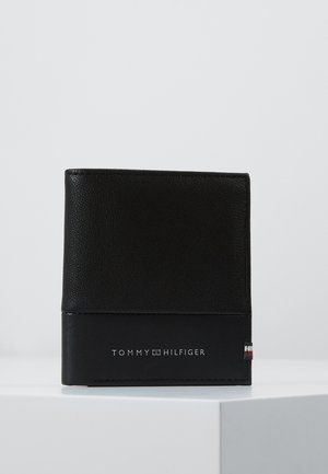 TEXTURED TRIFOLD - Wallet - black