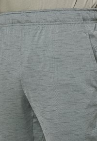 Nike Performance - PANT DRY YOGA - Pantalones deportivos - smoke grey/iron grey/black - 5
