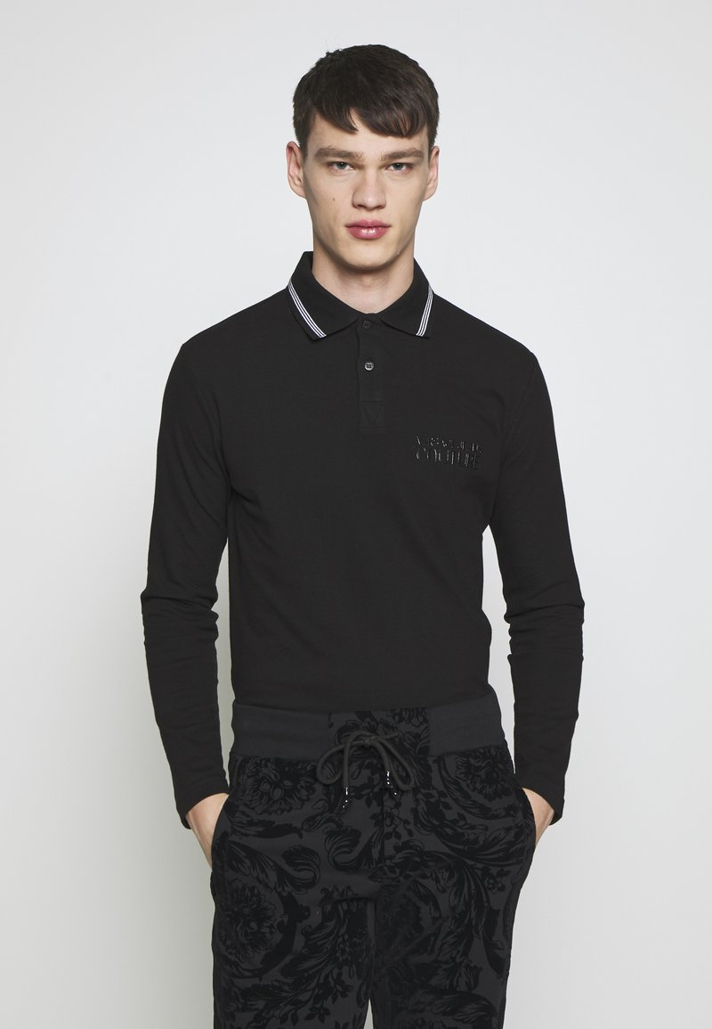 Versace Jeans Couture - Polo shirt - black