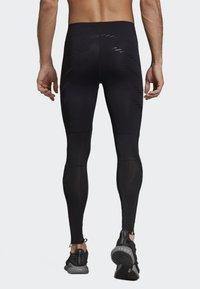 adidas Performance - SPEED LONG TIGHTS - Tights - black - 1