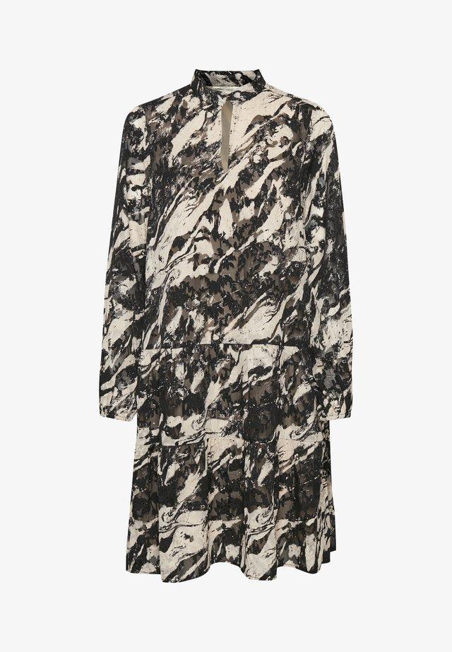 GILLAIW  - Korte jurk - marble
