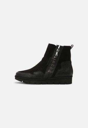 NICKI - Korte laarzen - black