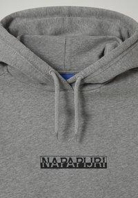 Napapijri - B-BOX - Hoodie - medium grey melange - 2