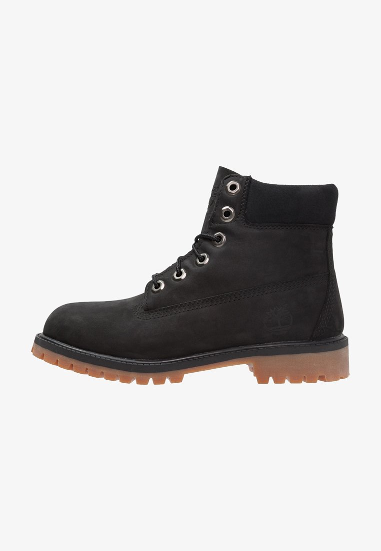 Timberland - ICONIC CLASSICS 6 INCH PREMIUM WP BOOT - Lace-up ankle boots - black