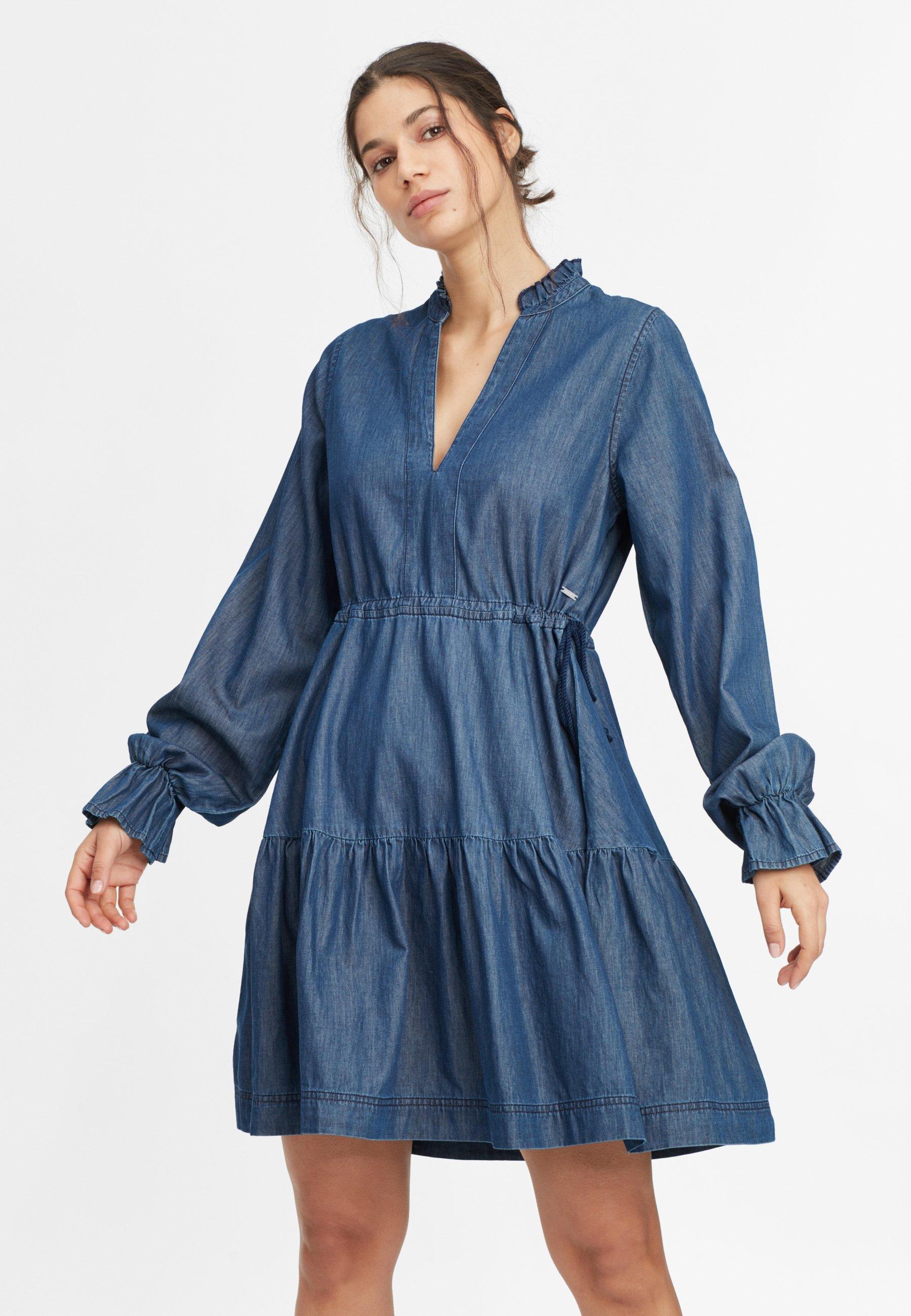 Femme VACATIONER - Robe en jean