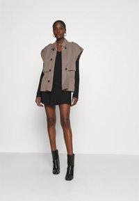 NIKKIE - SKYLAR SKIRT - A-line skirt - black - 1
