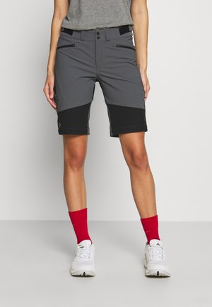 ECLECT LONG - Shorts outdoor - deep earth