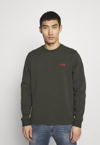 Barbour International - TEE - Long sleeved top - jungle green - 0