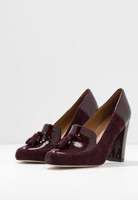 mint&berry - Classic heels - dark red - 4