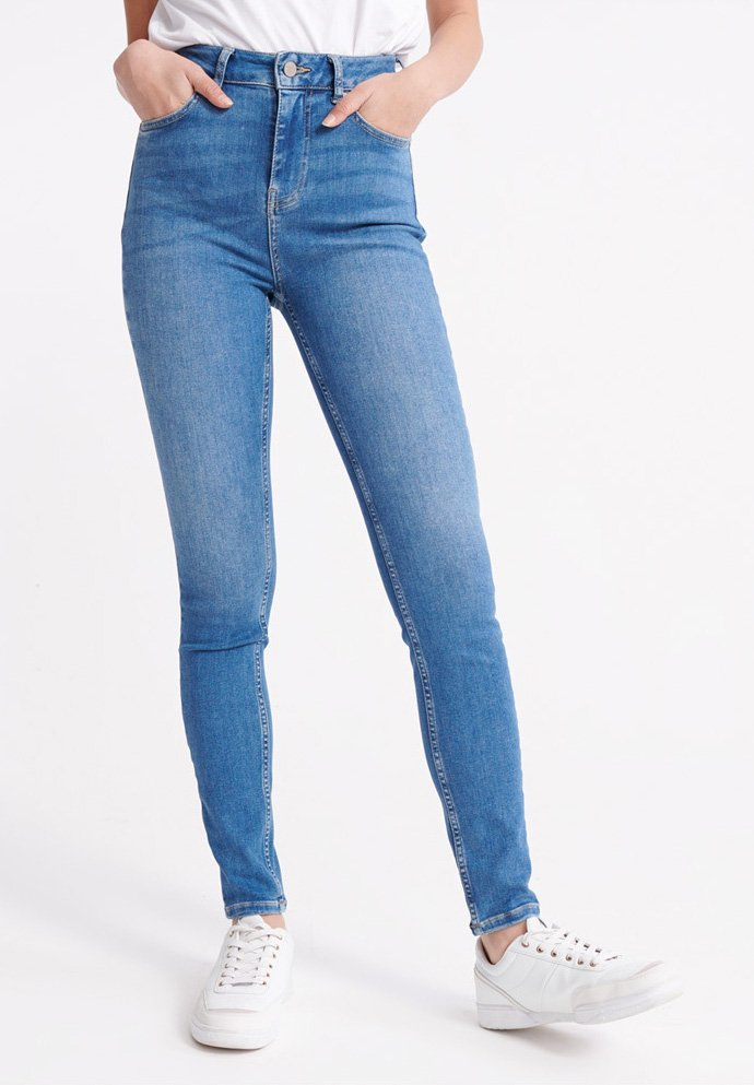 Women HIGH RISE - Jeans Skinny Fit