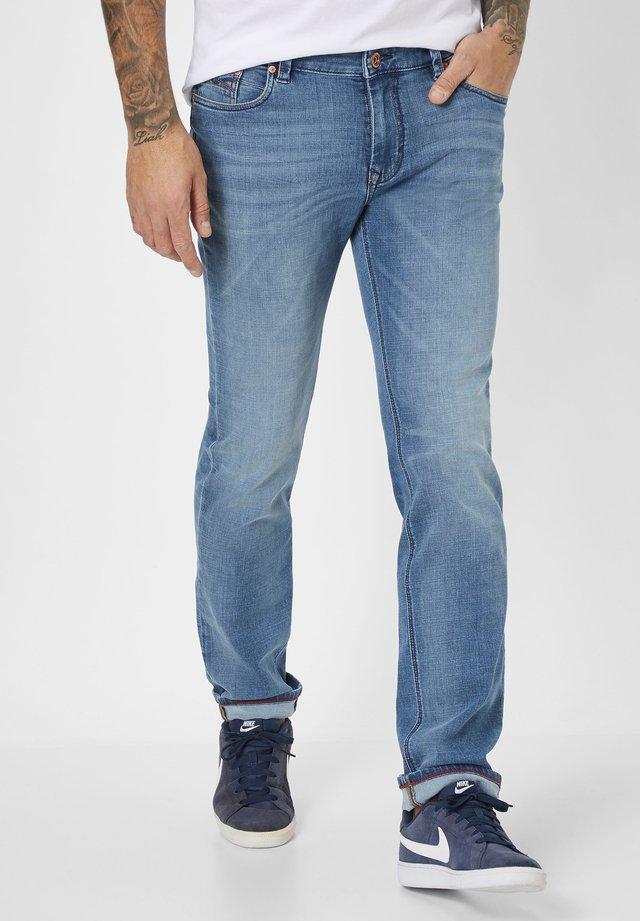 BEN - Straight leg jeans - blue