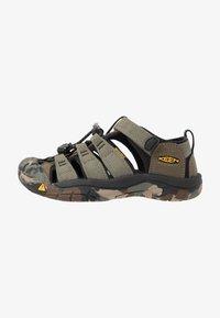 Keen - NEWPORT H2 - Chodecké sandály - dusty olive - 1