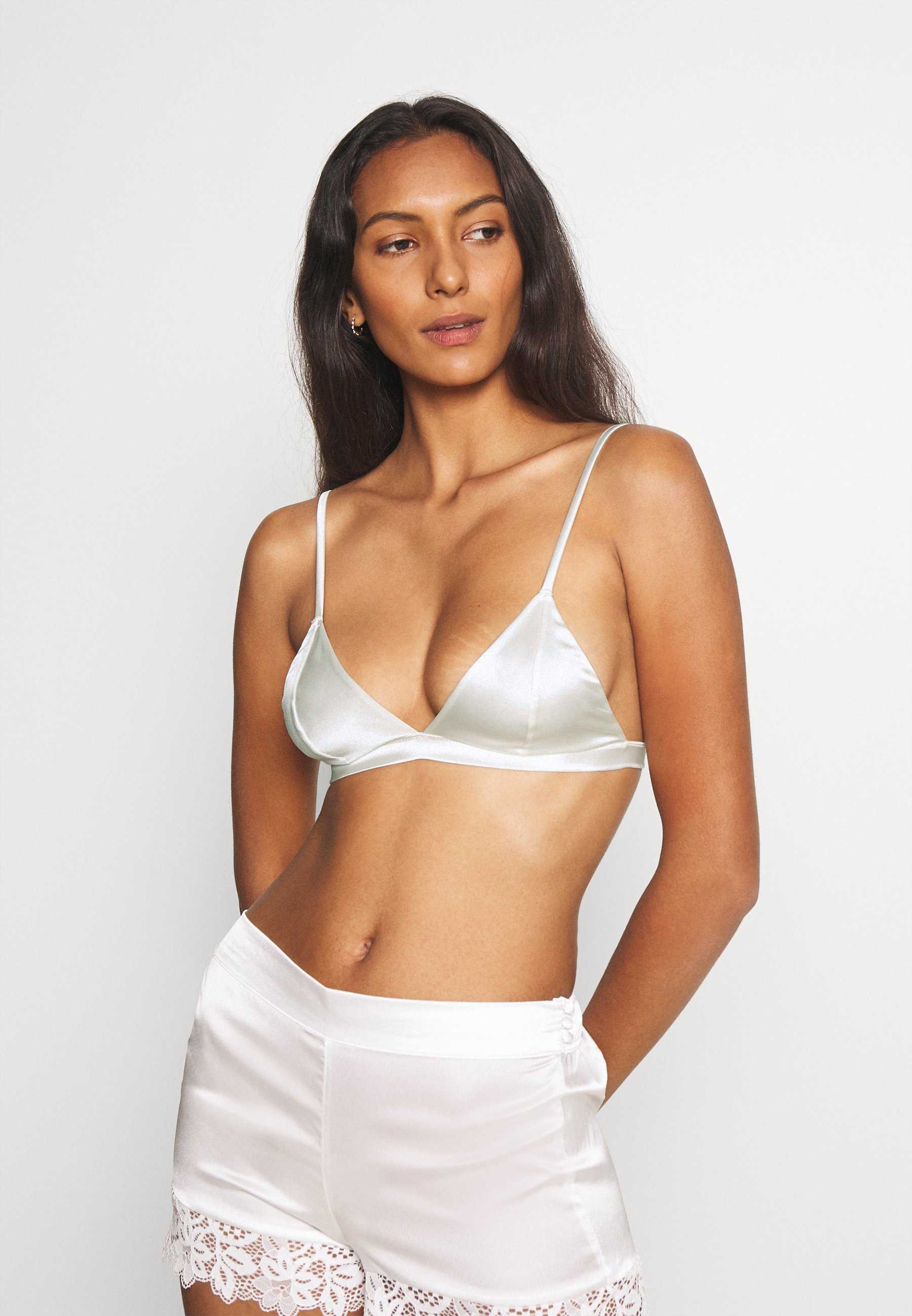 Women MILKY  - Triangle bra