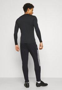 adidas Performance - TIRO - Trainingsbroek - black - 2