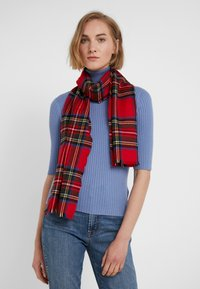 Johnstons of Elgin - TARTAN SCARF UNISEX - Halsduk - royal stewart - 1