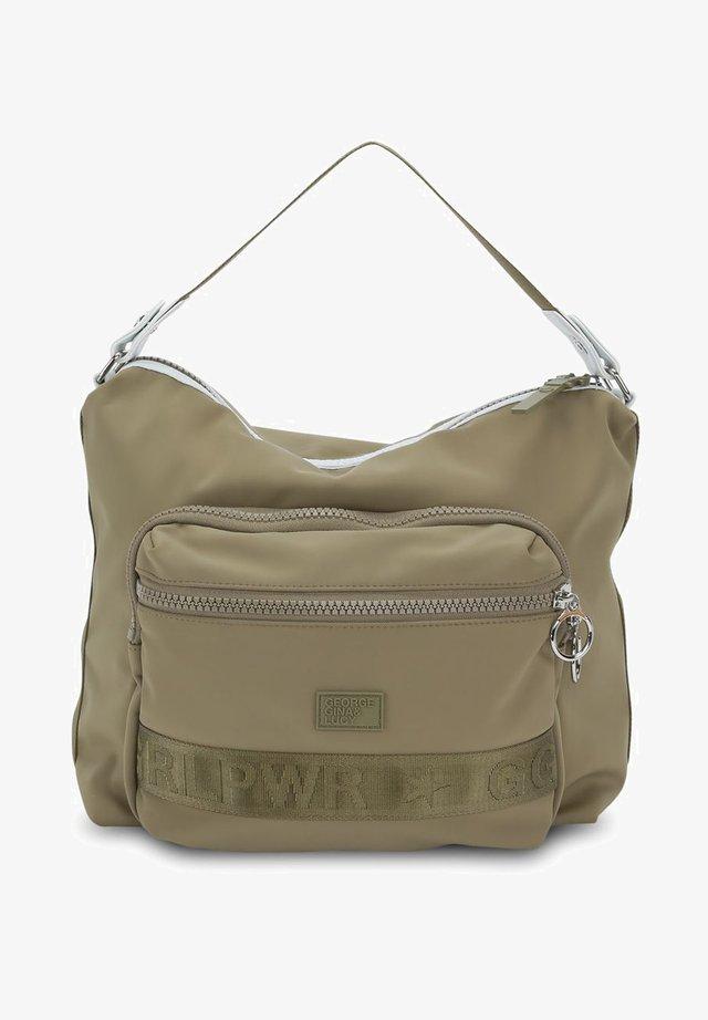 GENTLE  - Handbag - olive