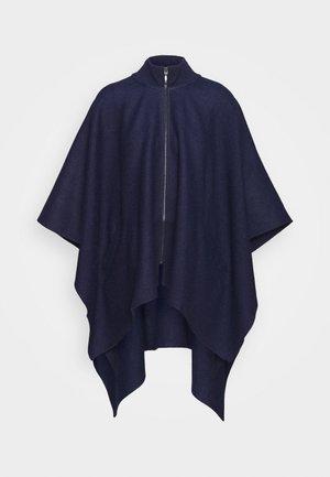 NOME - Ponczo - ultramarine